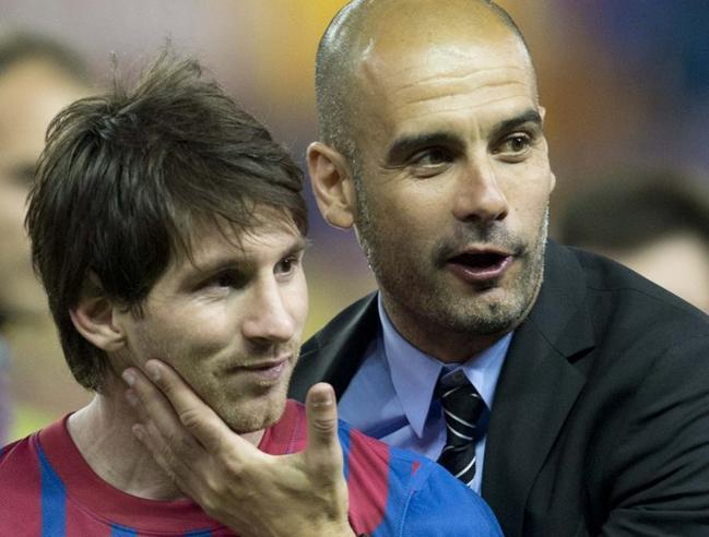 Guardiola: Tylko Messi nie musiałby robić tego, co mu każę