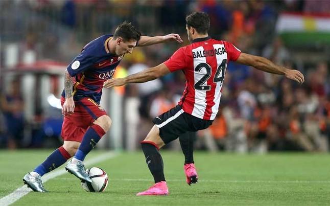 Messi zdobywał bramki w pięciu edycjach Superpucharu Hiszpanii