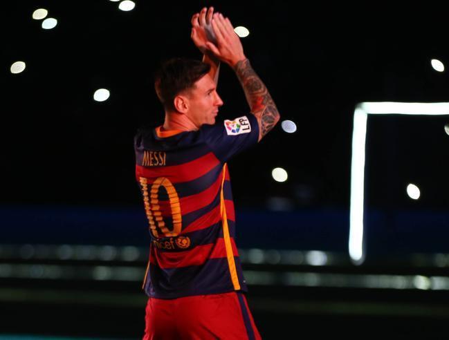 Messi: Dziękuję za wsparcie od pierwszego dnia