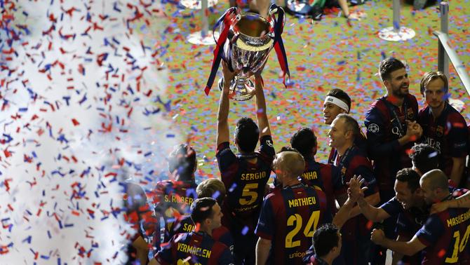 Terminarz Ligi Mistrzów