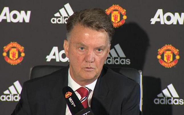 Van Gaal: Kiedy podpiszemy umowę, powiem, że Pedro jest tutaj