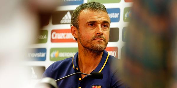 Luis Enrique: Gdy gra Barça, wszystko może się zdarzyć