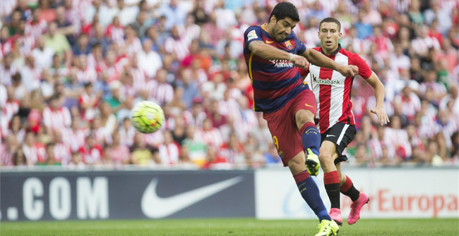 Luis Suárez lepiej rozpoczął sezon niż ostatni