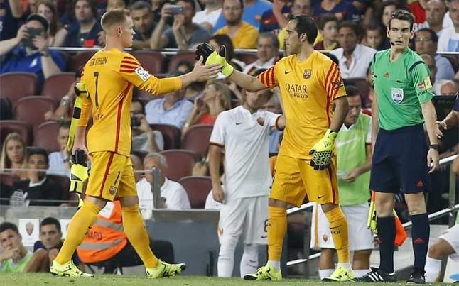 Pierwszy mecz presezonu, w którym Barça nie straciła goli