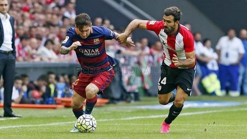 Zła passa przerwana. Athletic Bilbao – FC Barcelona 0:1