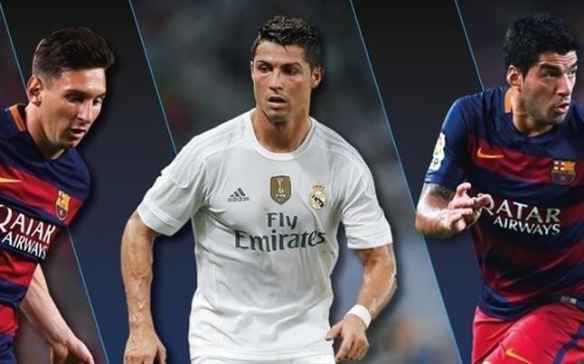 Messi i Suárez nominowani do nagrody Najlepszego Piłkarza UEFA