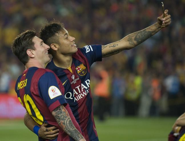 Manchester jest w stanie zapłacić 190 milionów euro za Neymara