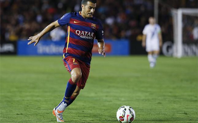 Pedro ma odejść do Manchesteru za 26 milionów euro