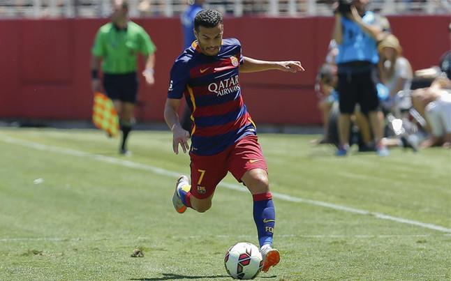 Forlán sugeruje transfer Pedro do United