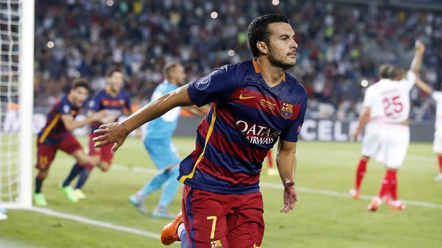 Zgoda na transfer Pedro do Chelsea