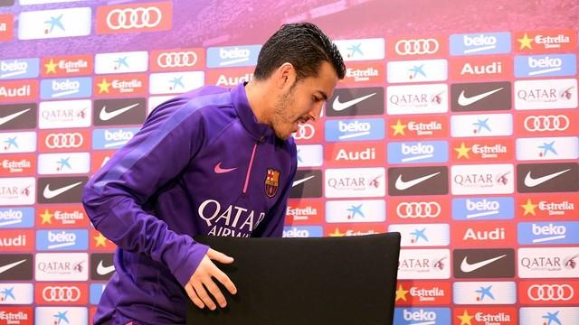 W poniedziałek konferencja prasowa z udziałem Pedro