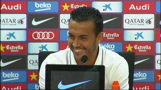 Pedro: Chciałem zakończyć karierę w Barcelonie