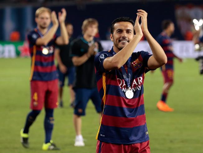 Bartomeu: Pedro pewnego dnia wróci do Barçy