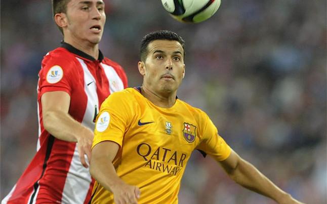 Pięć milionów euro, które dzielą Pedro od Manchesteru United