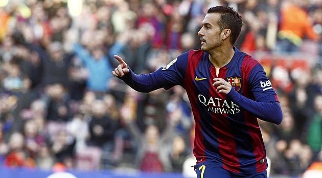 Pedro bardzo blisko Chelsea