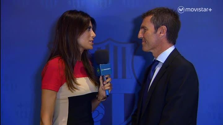 Robert Fernández: Z Vermaelenem wiązaliśmy duże oczekiwania