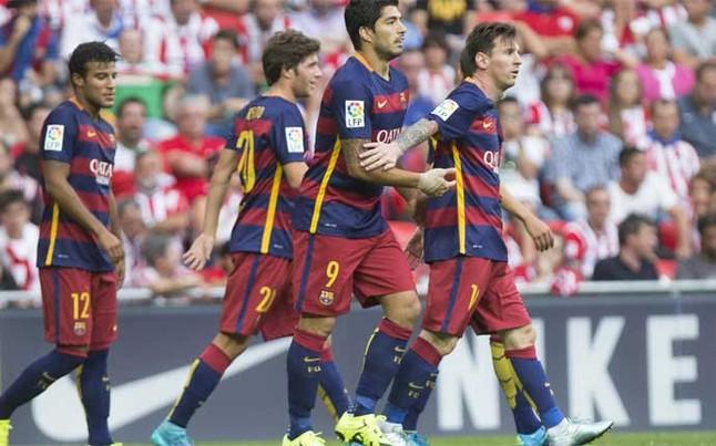 Messi wystąpił we wszystkich ostatnich 36 meczach Barçy