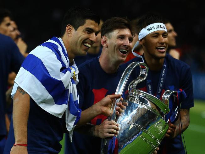 Suárez: Kiedy przechodzisz do Barçy, myślisz o wygraniu Ligi Mistrzów