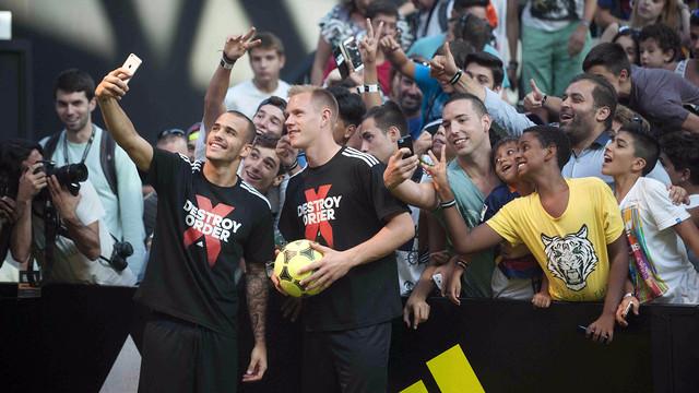 Ter Stegen: Chciałbym grać w La Liga