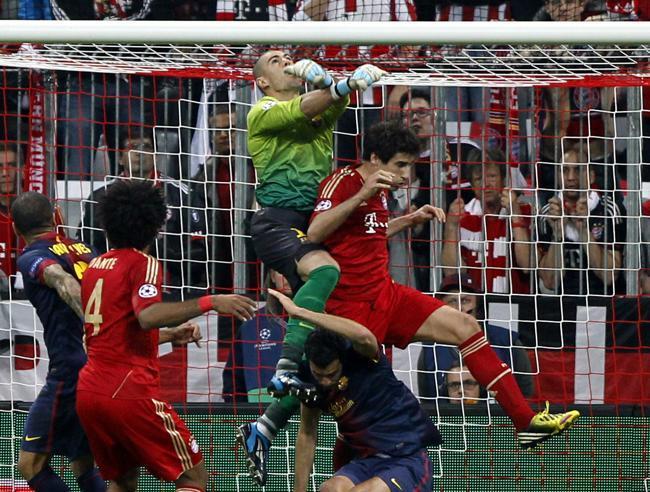 Barça nie przegrała 0:4 od meczu z Bayernem