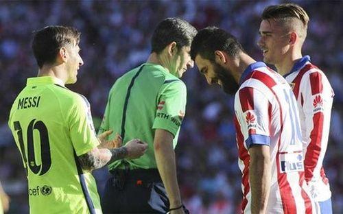 Arda: Messi może mi oddać numer na koszulce
