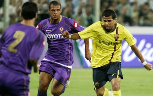 Historia spotkań z ACF Fiorentina