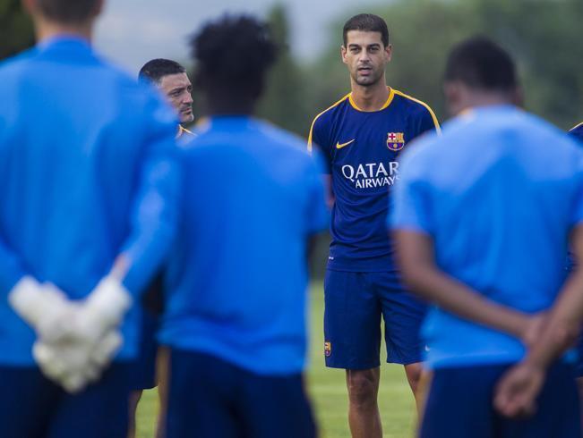 13 piłkarzy musi odejść z Barçy B