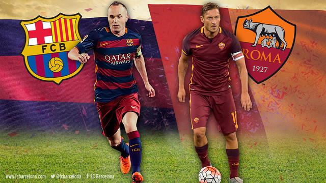 Iniesta i Totti: pojedynek wiernych swoim barwom