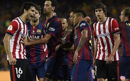 Spięcie na linii Neymar-Athletic