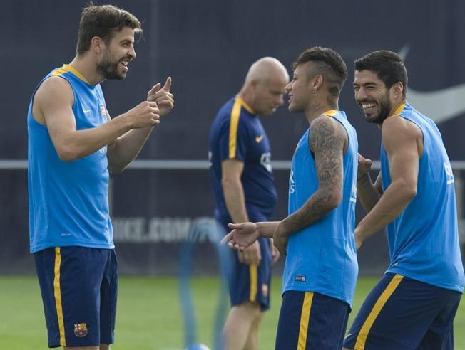 Trening bez Adriano