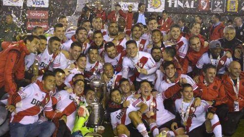 River Plate zdobywcą Copa Libertadores