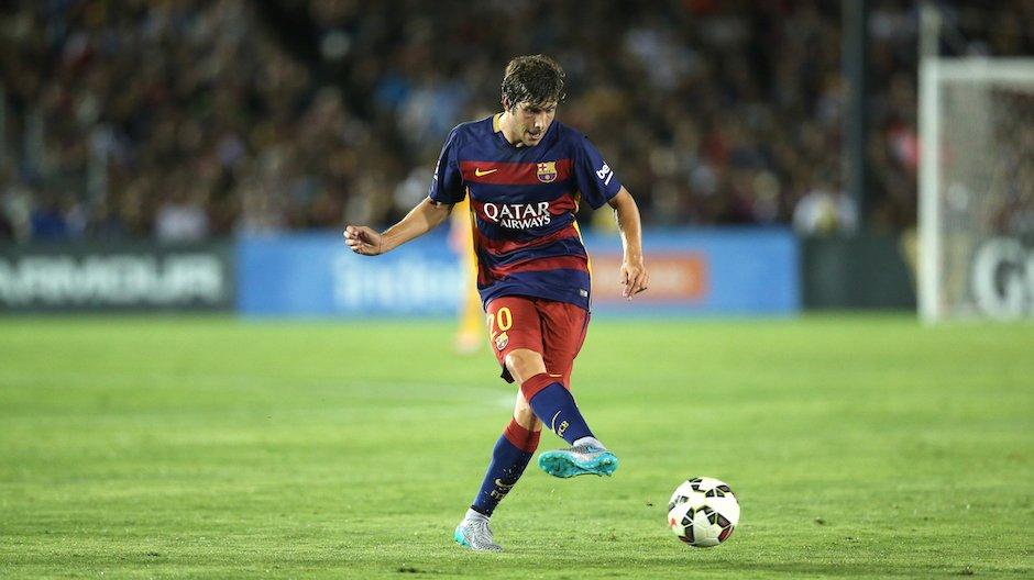 Sergi Roberto: Chcę grać więcej