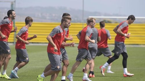 Duże zmiany w składzie Sevilli
