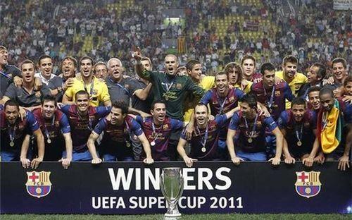 Barça może wyrównać rekord Milanu