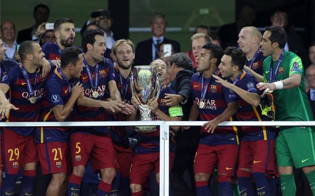 Barça europejskim liderem