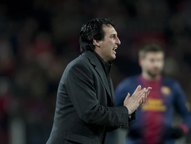 Emery: Barça jest chyba najlepsza na świecie