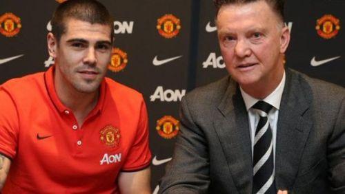 Kolejne problemy między Valdésem a Van Gaalem