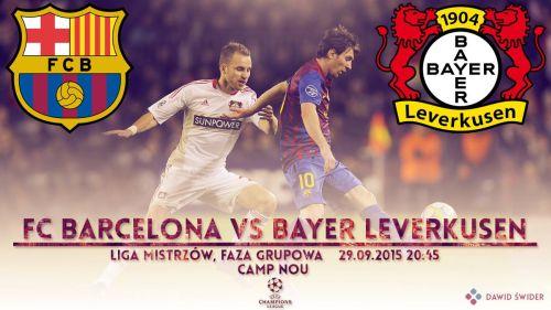 Zapowiedź meczu: FC Barcelona – Bayer Leverkusen