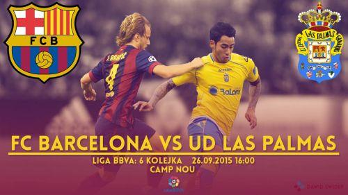 Zapowiedź meczu: FC Barcelona – UD Las Palmas