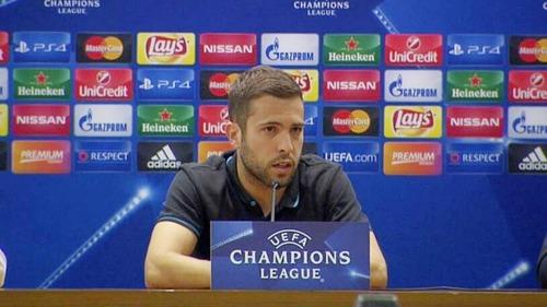 Jordi Alba: Nikt nie powtórzy osiągnięć Messiego