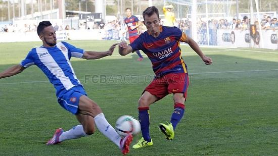 RCD Espanyol B – FC Barcelona B: Przegrane derby Barcelony (3:2)