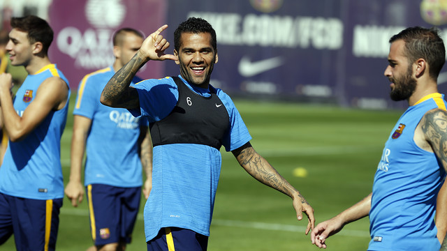 Dani Alves powołany na mecz z Levante