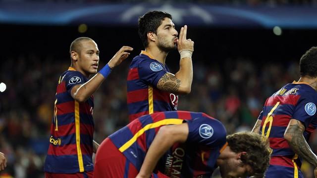 Suárez: Wygraliśmy, bo wierzyliśmy do końca