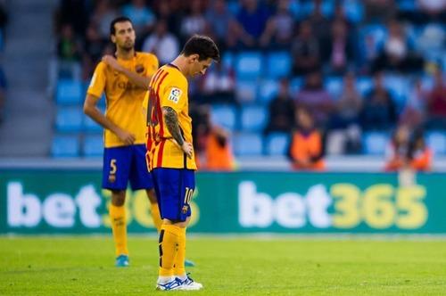Klęska na Balaídos. Celta Vigo – FC Barcelona 4:1