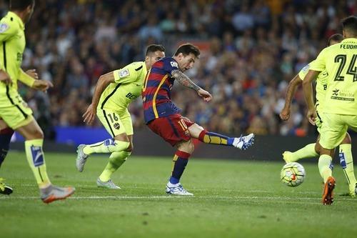 Koncert w drugiej połowie i pewne zwycięstwo. FC Barcelona – Levante UD 4:1