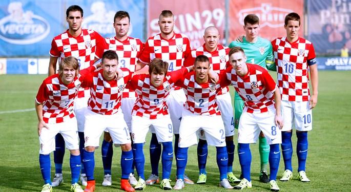 Chorwacja U21 lepsza od Gruzji