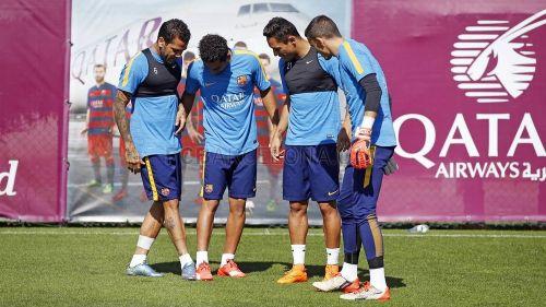 Trening pod kątem Las Palmas
