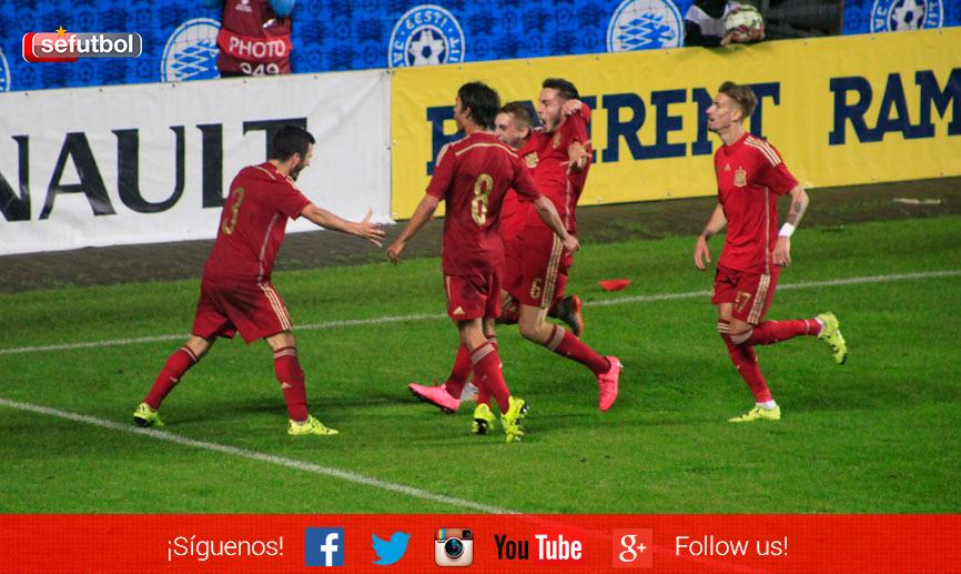 Hiszpania U21 lepsza od Estonii