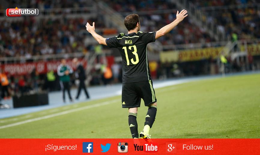 Hiszpania pokonała Macedonię