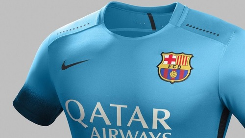 Barcelona zagra dziś w nowym komplecie strojów